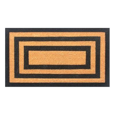 Mitre Stripe Doormat - 18 x30  - Project 62™