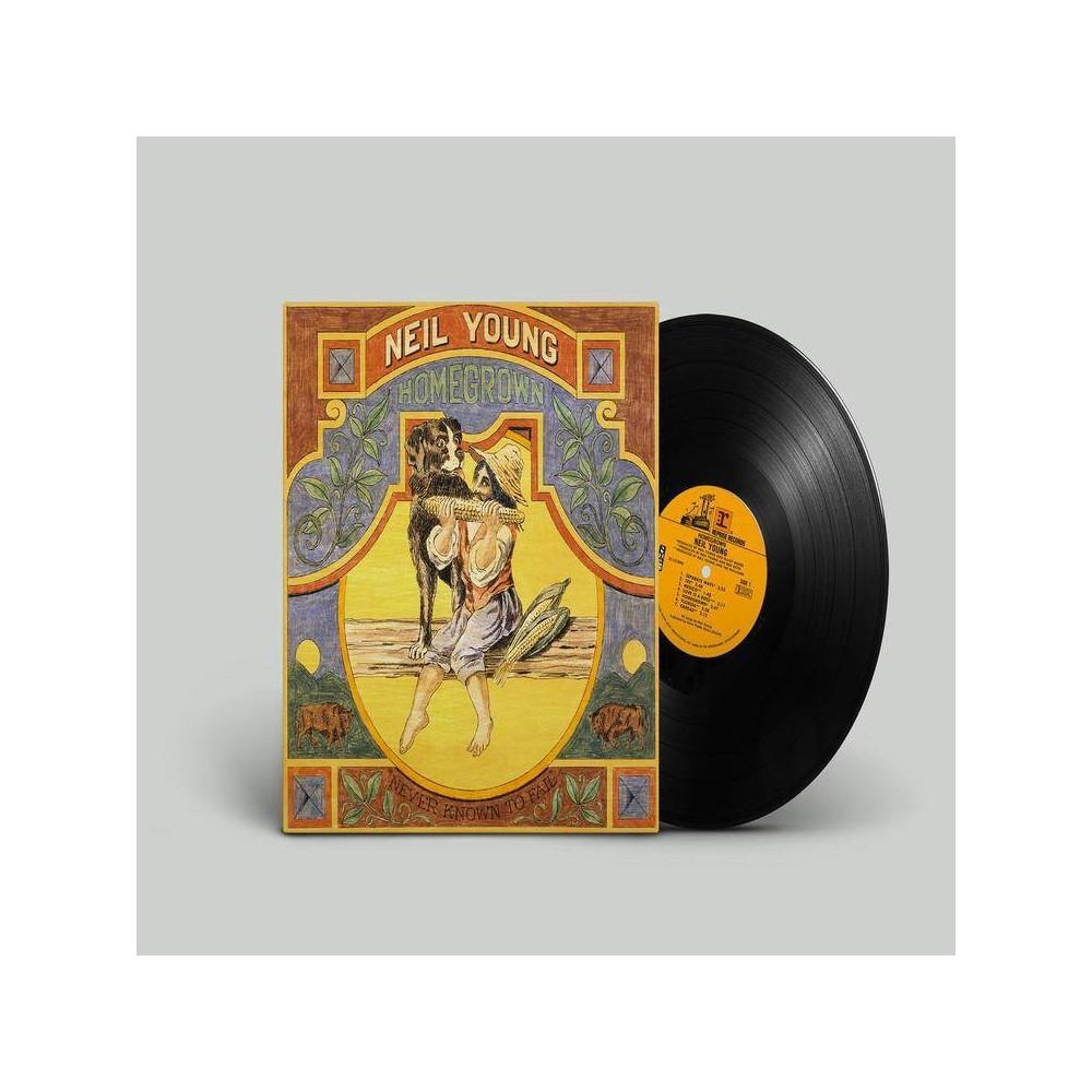 Neil Young Homegrown Vinyl