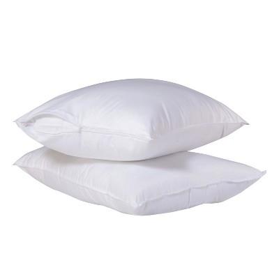 SlumberTech MicronOne Allergen Barrier Cover Standard Pillow Protector 2 pk