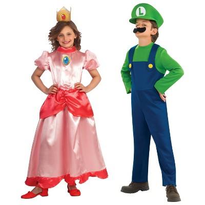 Super Mario Brothers Women S Princess Peach Costume