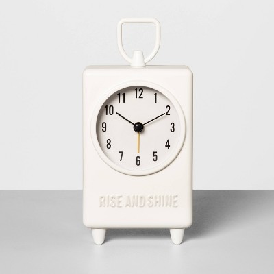 Kids Alarm Clock Sour Cream - Hearth & Hand™ with Magnolia