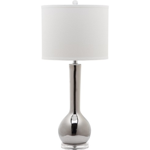 Mae Long Neck Ceramic Table Lamp - Safavieh® - image 1 of 2