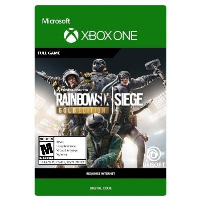 Tom Clancy's Rainbow Six Siege: Gold Edition - Xbox One (Digital)