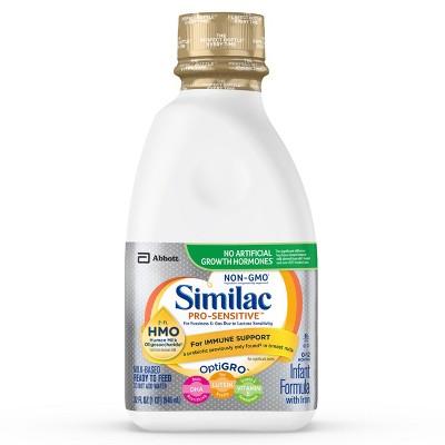 Similac Pro-Sensitive Infant Formula Ready-To-Feed - 32oz