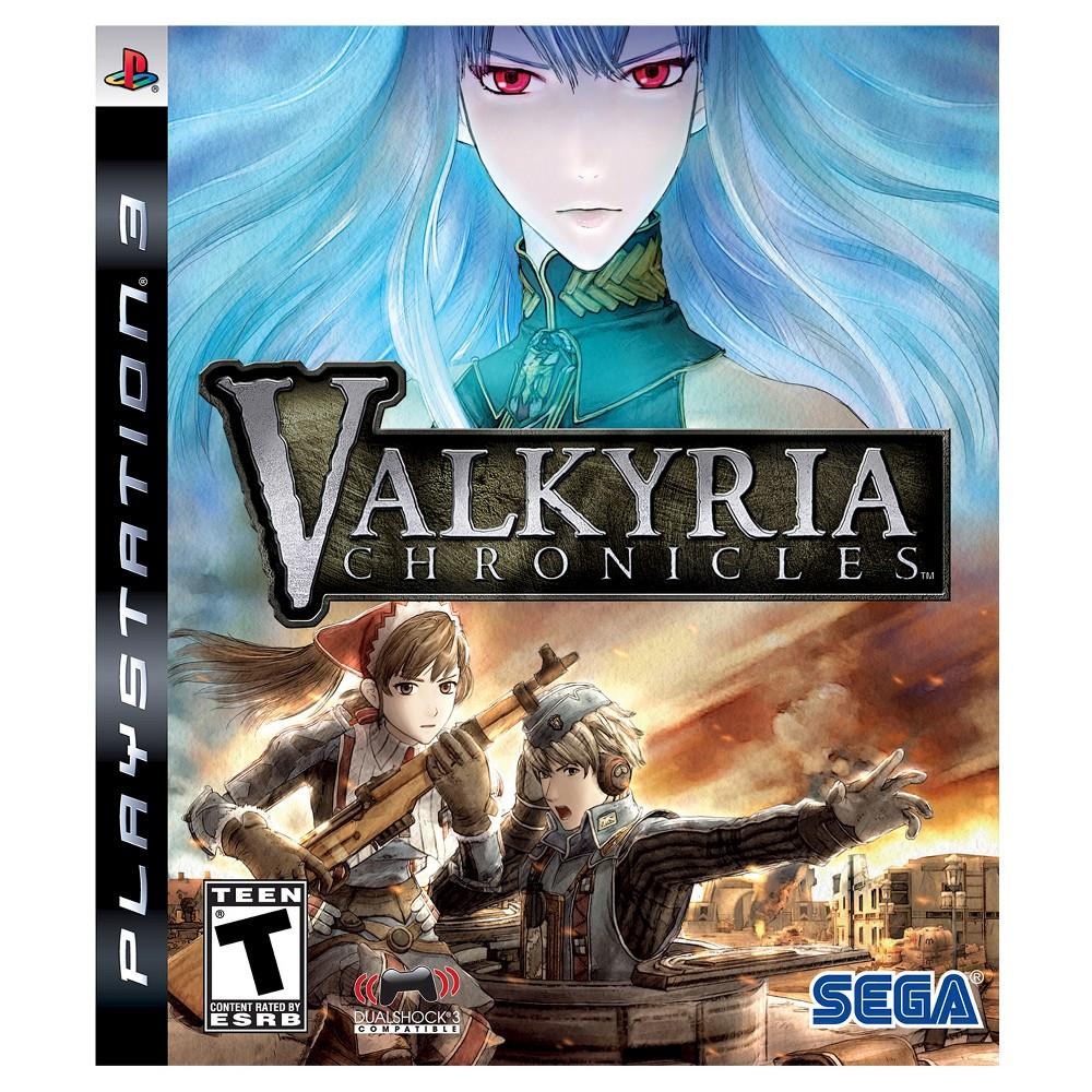 Valkyria Chronicles PlayStation 3