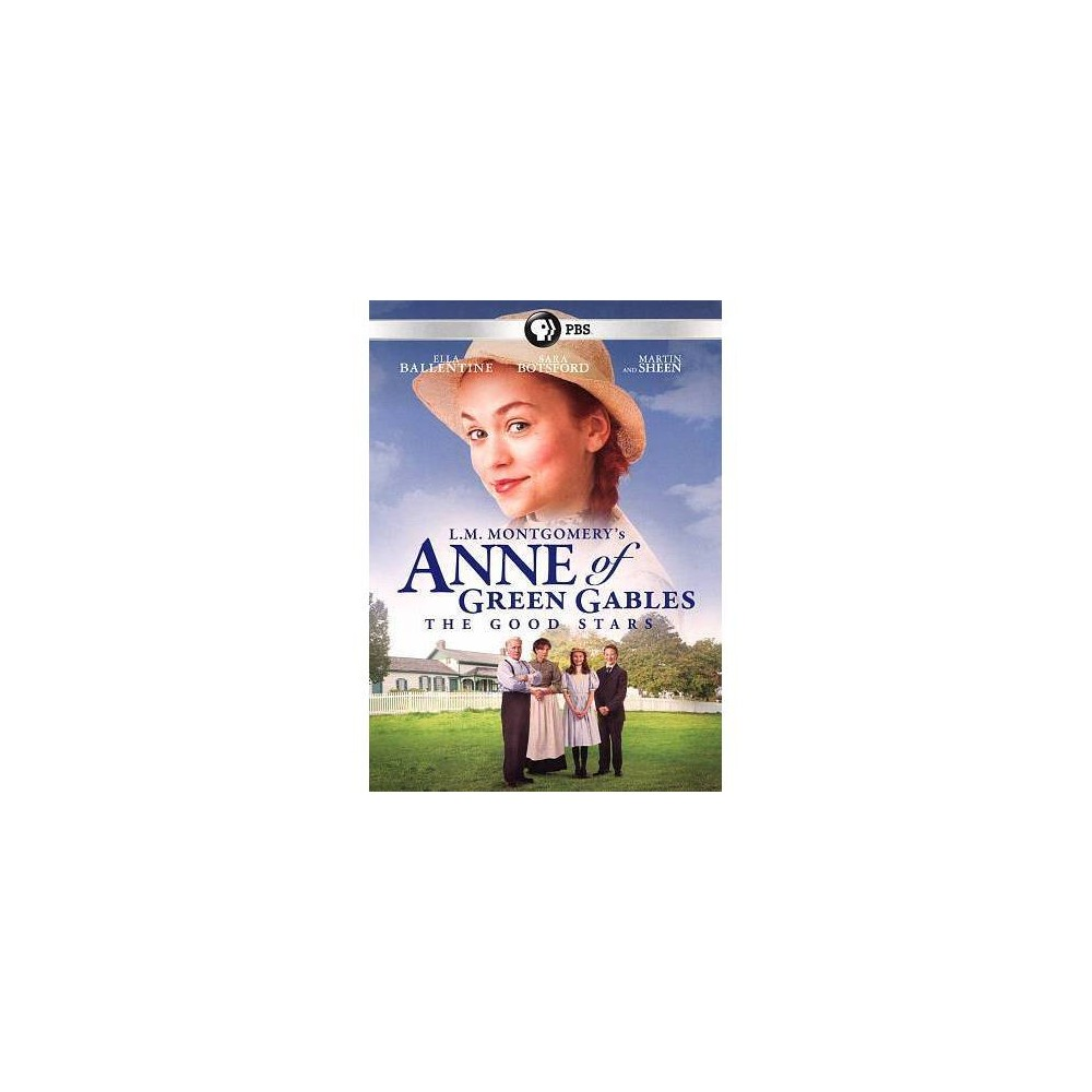 Anne Of Green Gables:Good Stars (Dvd)