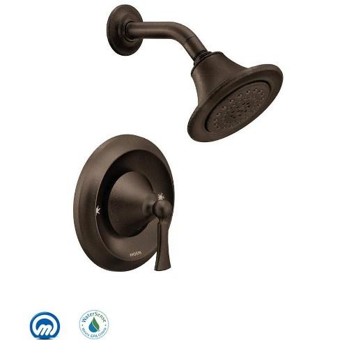 Moen T4502EP Wynford Single Handle Posi-Temp Pressure Balanced Shower Trim - image 1 of 2