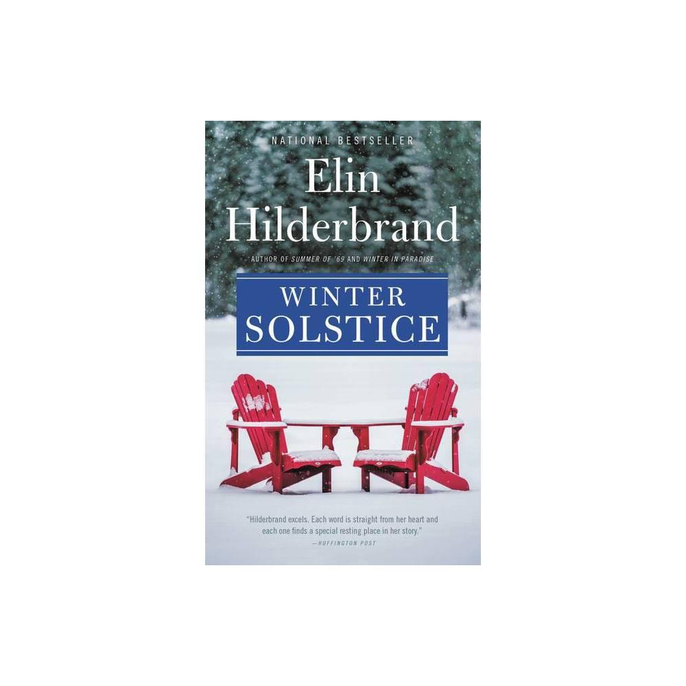 Winter Solstice Winter Street By Elin Hilderbrand Paperback