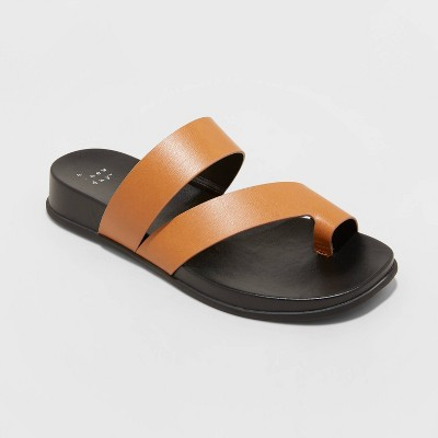 Women's Joelle Toe Ring Sandals - A New Day™