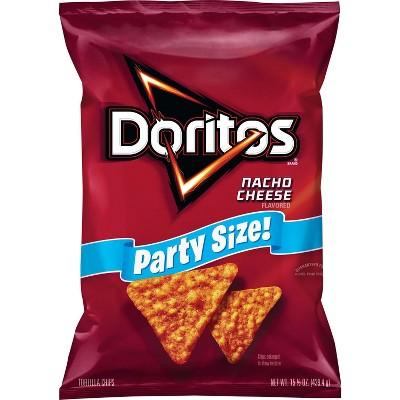 Tortilla & Corn Chips: Doritos