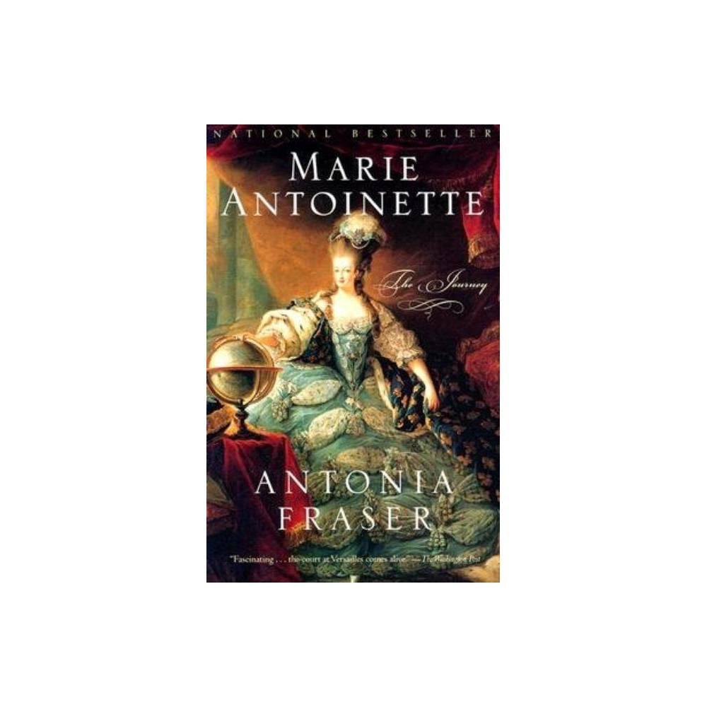 Marie Antoinette By Antonia Fraser Paperback