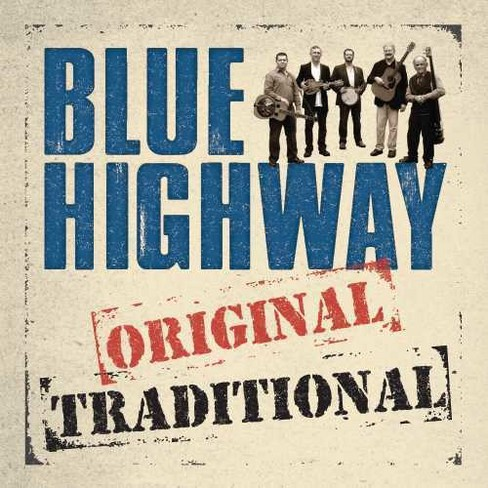 Blue highway - Original traditional (CD) - image 1 of 1
