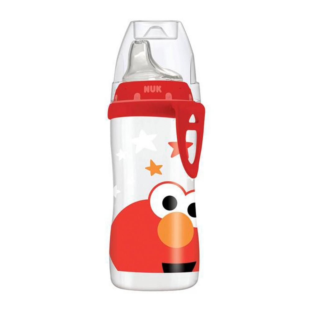 Image of NUK Sesame Street Active Cup - 10oz Elmo