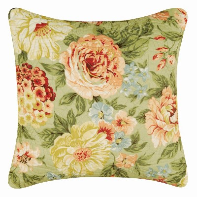 C&F Home Walk in the Garden Decorative Throw Pillow for Sofa Couch or Bed