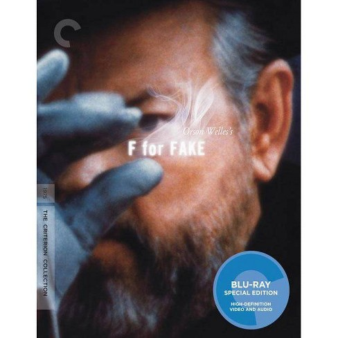 F For Fake (Blu-ray) - image 1 of 1