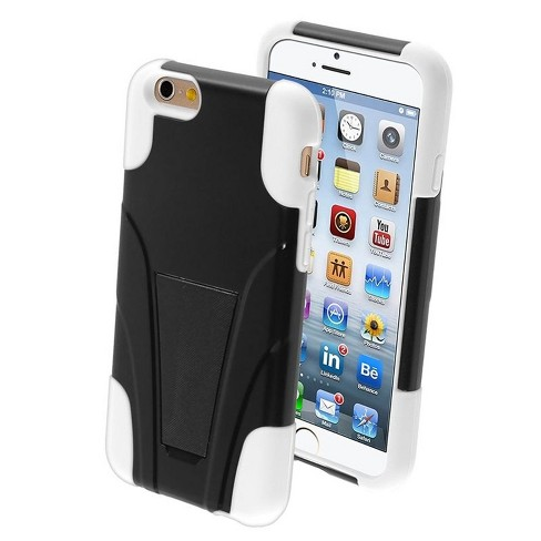 Silicone Apple IPhone 6 And 6S (Black