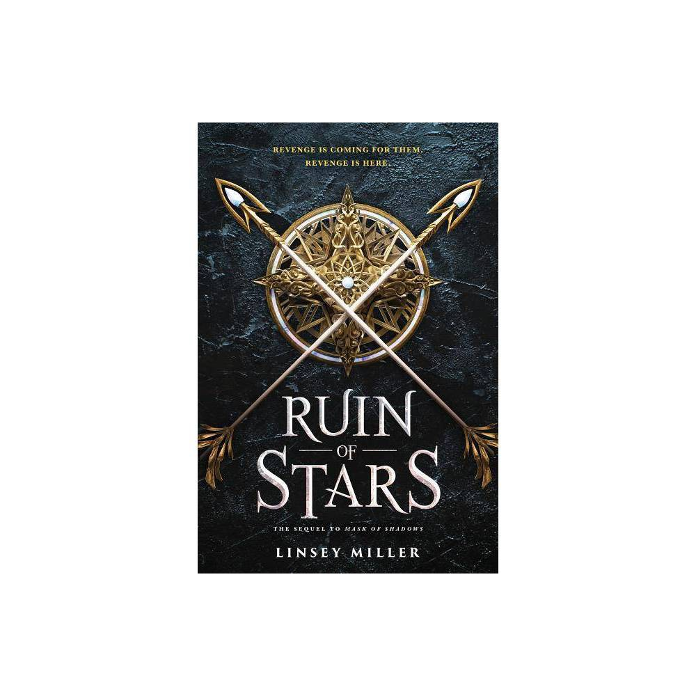 Ruin Of Stars Mask Of Shadows By Linsey Miller Paperback