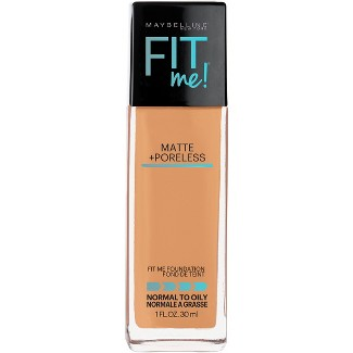 Maybelline® FIT ME!® Matte + Poreless Foundation - 330 Toffee