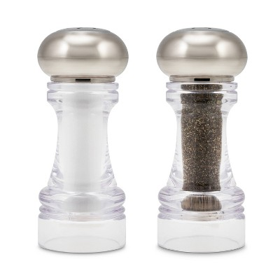 Cole & Mason Carlisle Stainless Steel Shaker Set