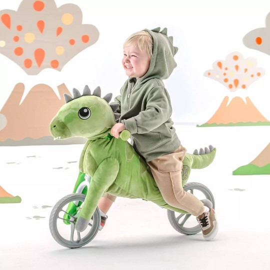 Y-Volution My Buddy Wheels Balance Bike - Dinosaur image number null