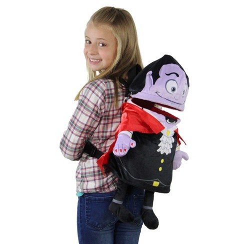 Northlight Musical Animated Vampire Children's Halloween Trick or Treat Bag - image 1 of 4