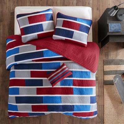 James Brushed Printed Quilt Set