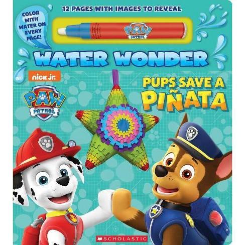 PAW Patrol Water Wonder Storybook - BRDBK (PAW Patrol) (Hardcover) - by Scholastic - image 1 of 1