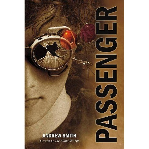 Passenger - (Marbury) by  Andrew Smith (Hardcover) - image 1 of 1