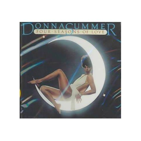 Summer, Donna (Vocals) - Four Seasons of Love (CD) - image 1 of 4