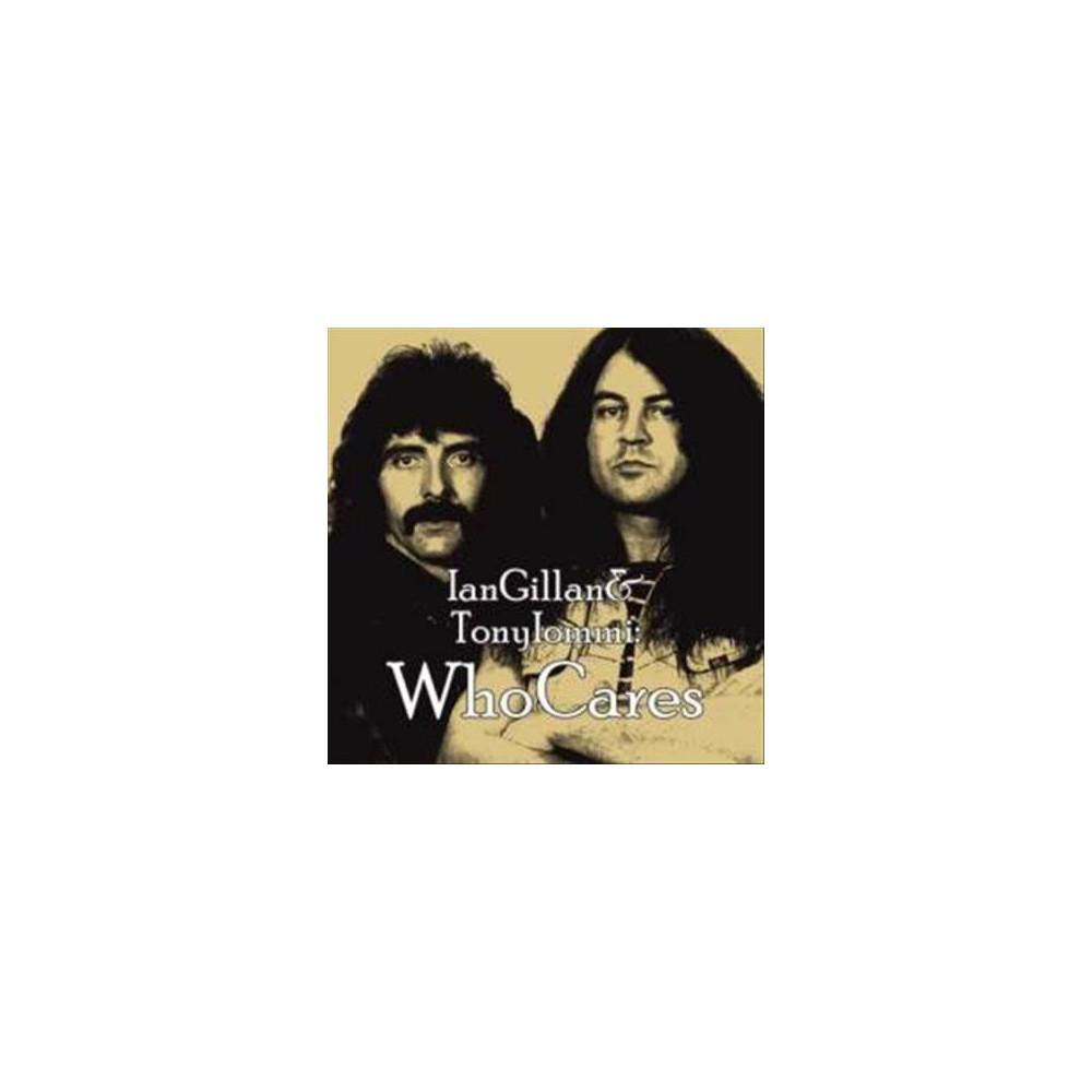 Gillan & Iommi - Who Cares (CD)