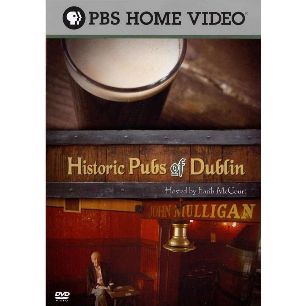 Historic pubs of dublin (Dvd)