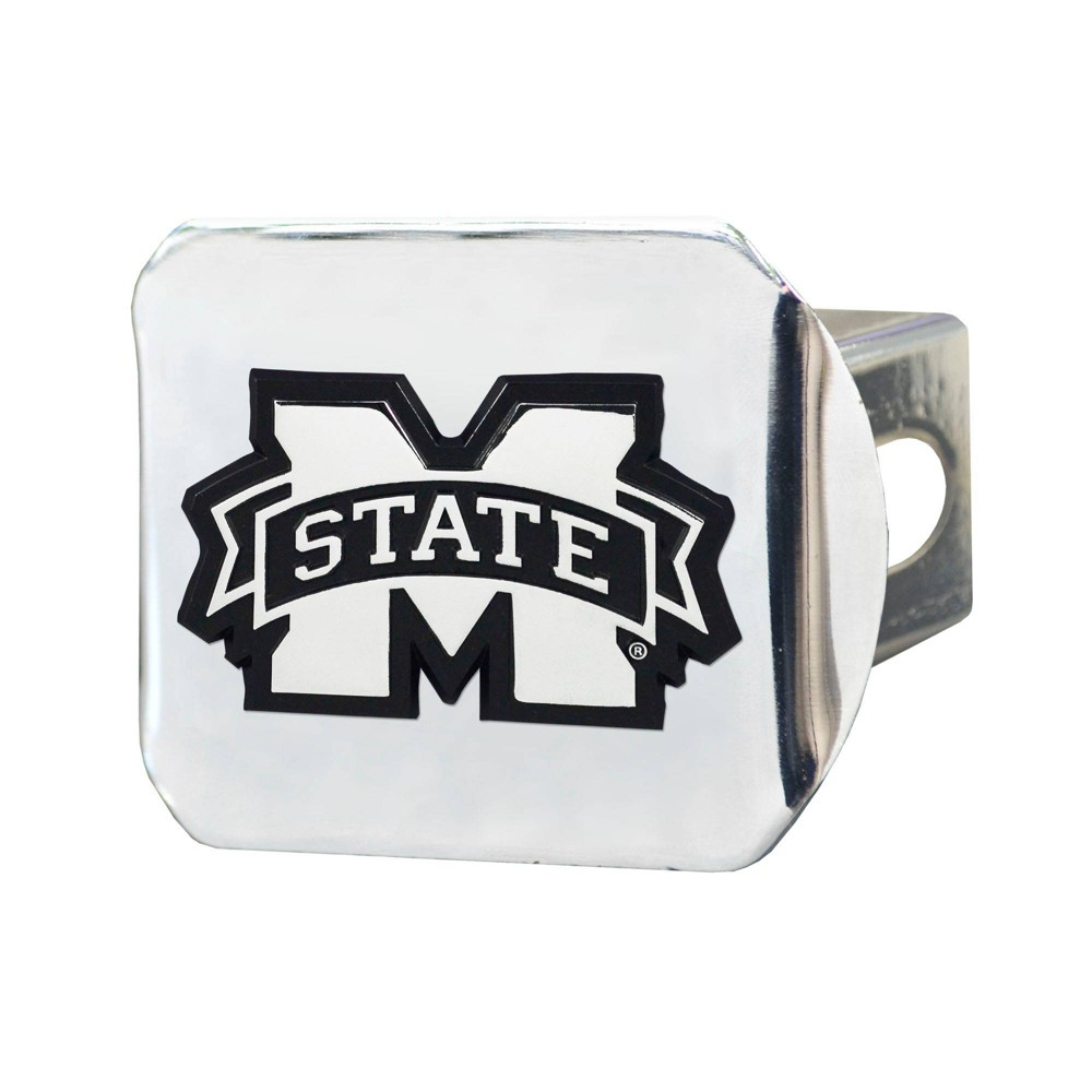 Ncaa Mississippi State Bulldogs University Metal Hitch Cover
