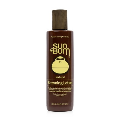 Sun Bum Natural Browning Lotion - 8.5 fl oz