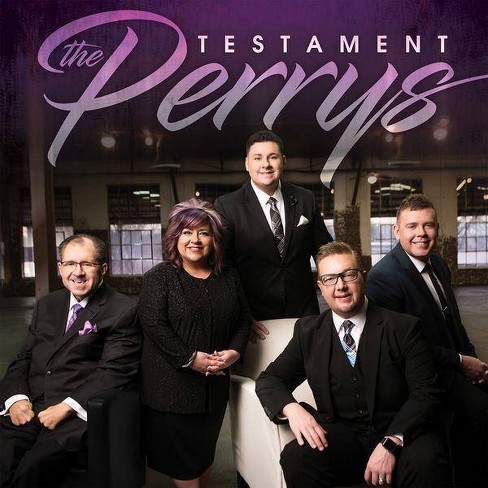 Perrys - Testament (CD) - image 1 of 1