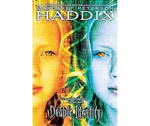 Double Identity (Reprint) (Paperback) (Margaret Peterson Haddix) - image 1 of 1