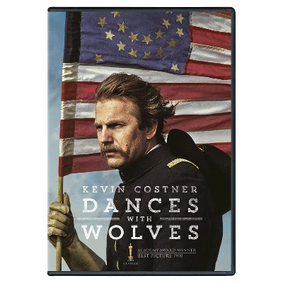 Dances With Wolves (20th Anniversary) (Extended Cut) (DVD)