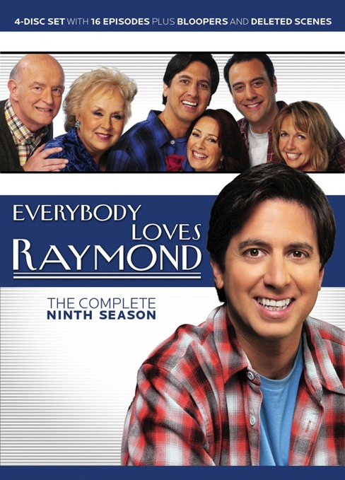 Everybody loves raymond:Comp ssn9 (DVD) - image 1 of 1