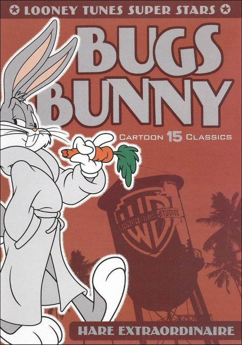 Looney tunes super stars:Bugs bunny h (DVD) - image 1 of 1