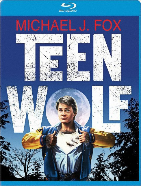 Teen Wolf (Blu-ray) - image 1 of 1