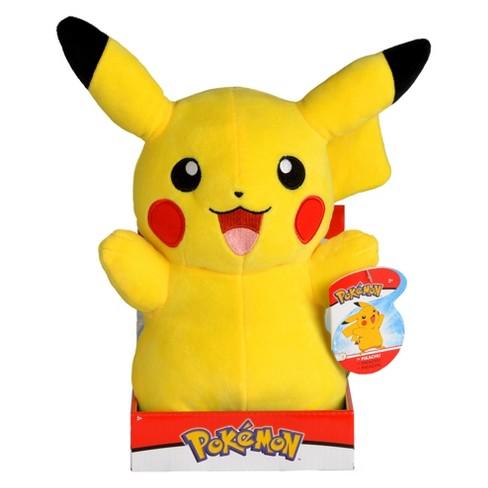 Pokemon Pikachu Soft Plush Stuffed