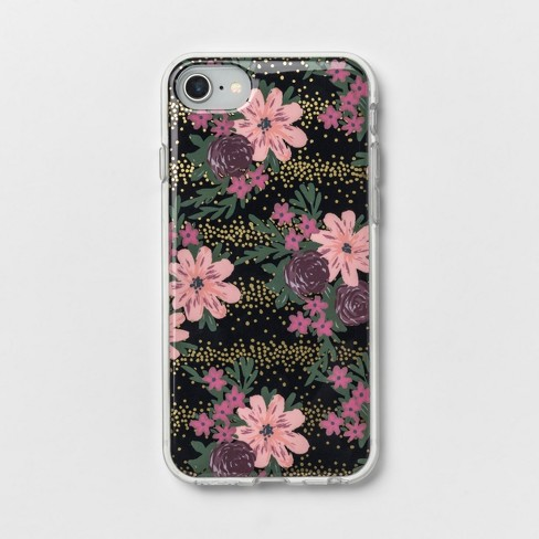 floral iphone case 8
