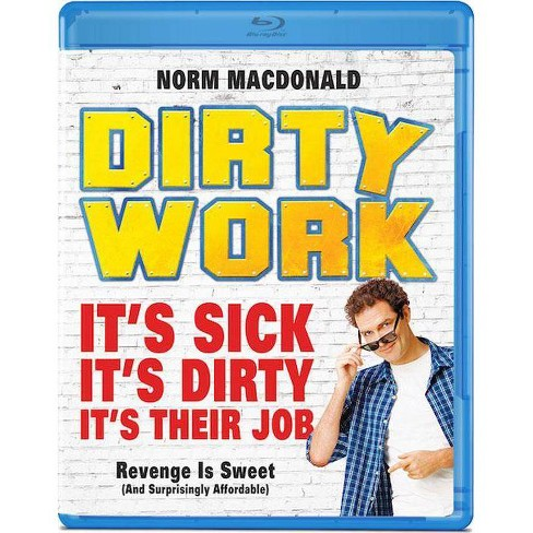 Dirty Work (Blu-ray) - image 1 of 1