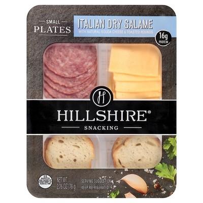 Hillshire Italian Dry Salame - 2.76oz