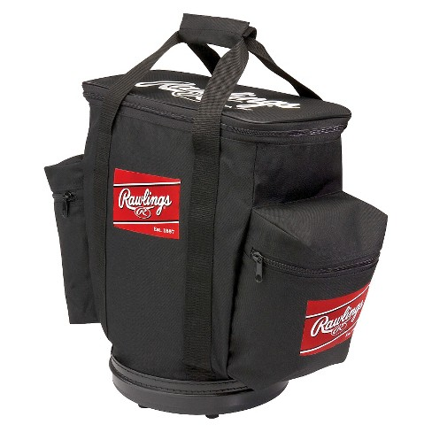 Rawlings Baseball Ball Bag Black
