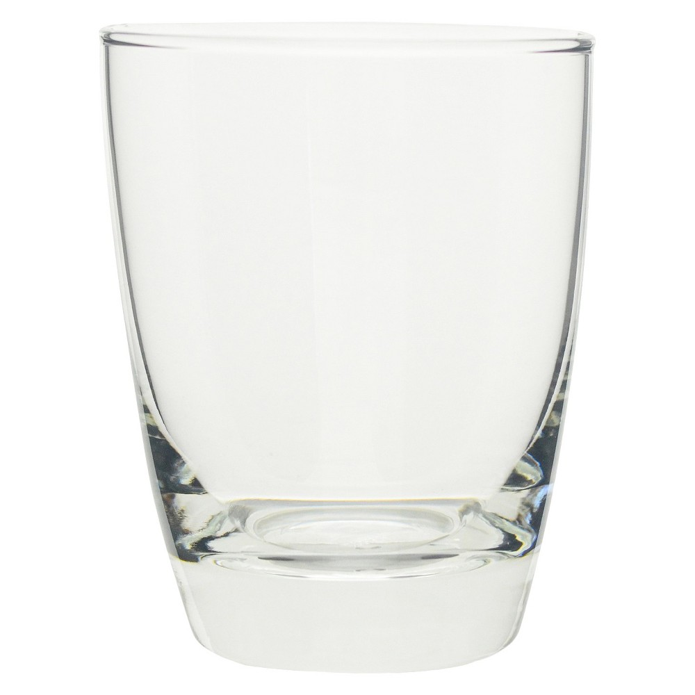 10 Strawberry Street Seoul 12oz 6pk Double Old-Fashioned Glasses, Clear The best way to enjoy your alcohol is by bringing in a bit of Asian accent with the 10 Strawberry Street Seoul 6pc Double Old Fashioned Glasses. This set of six feature sleek and compact designed lowball glasses perfect for any beverage. They would look great with contemporary and rustic countertops. Made of glass, this chic set is easy to clean and care for while being versatile to match all your needs. This practical set is perfect for everyday use or for your next big gala. Size: Old Fashion Double. Color: Clear.