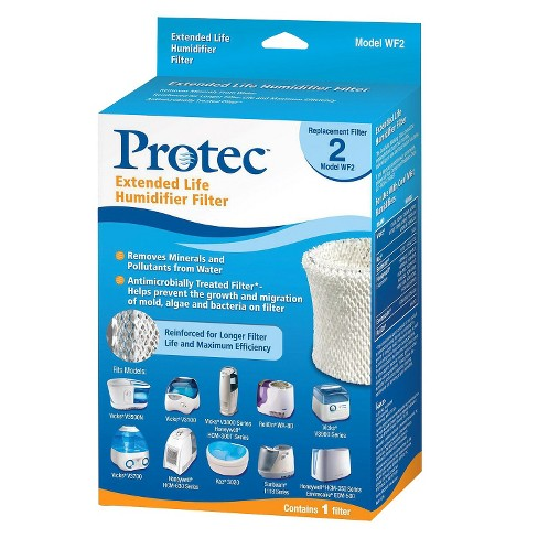 Protec Replacement Wicking Humidifier Filter - 1ct - image 1 of 3