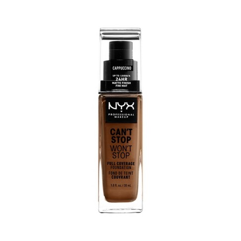 NYX Professional Makeup Can't Stop Won't Stop Foundation - Deep Shades - image 1 of 4