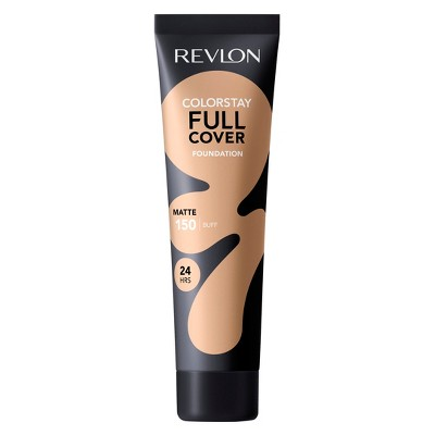 Revlon ColorStay Full Cover Matte Foundation - 1 fl oz