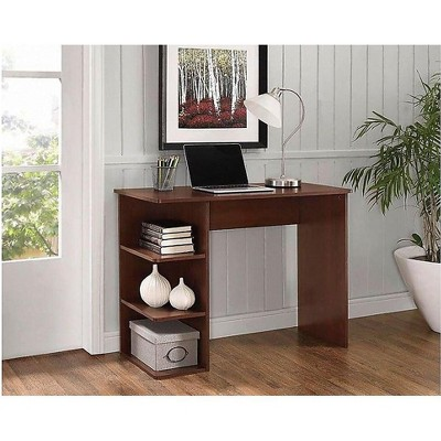 Easy 2 Go Easy2Go Student 40 Casual Desk, Dark Wood WE-OF-0146-CC