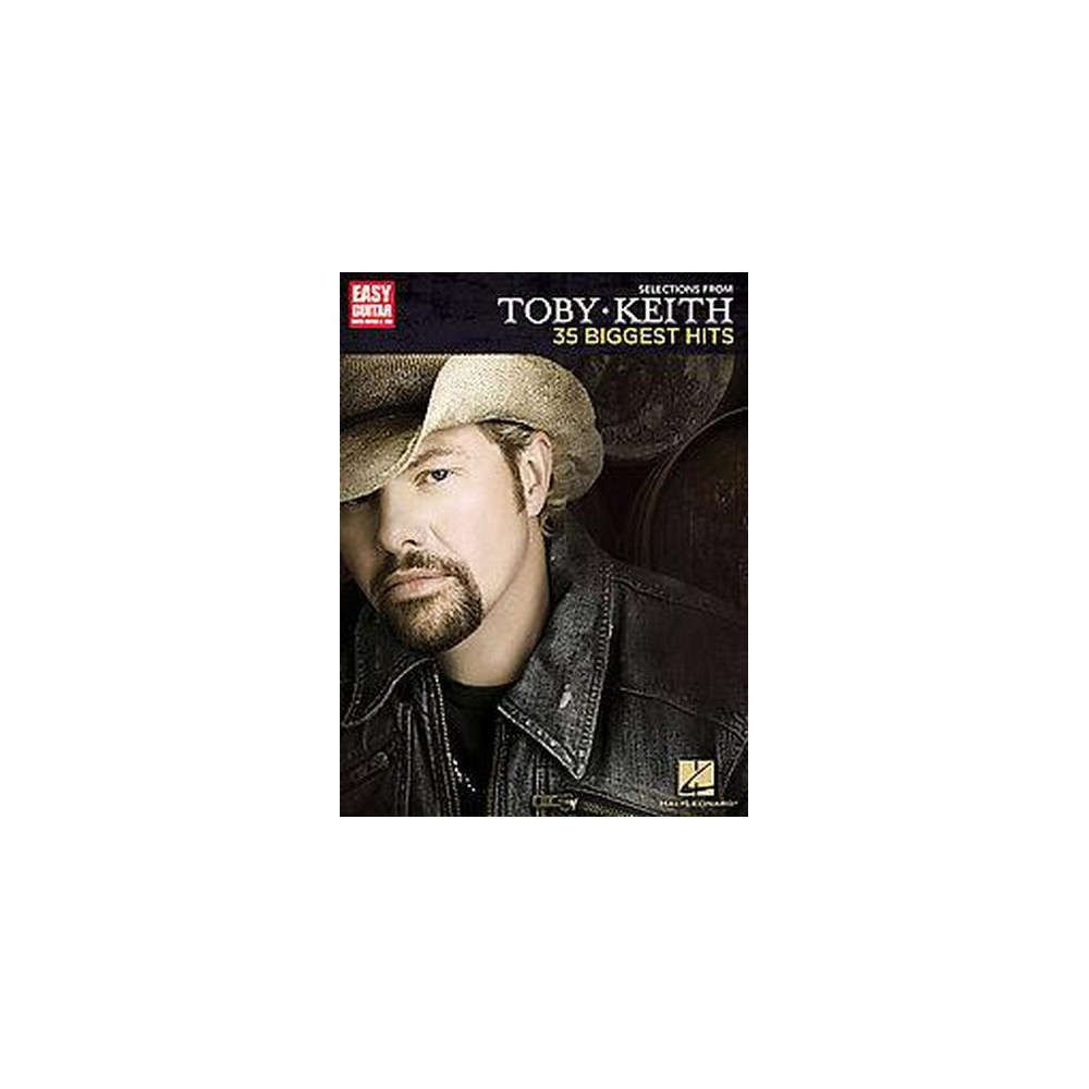 Selections From Toby Keith 35 Biggest Hits (Paperback)
